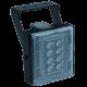 Iluminador de luz branca CLARIUS Plus de tamanho mediano