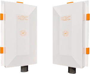 Transmisores Inalámbricos Ethernet WES3HTG-KT de la marca KBC
