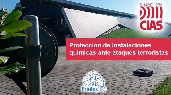 Las barreras de microondas que se usan en los sistemas de detección de intrusos de CIAS
