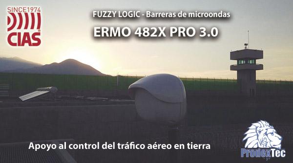 La tecnología Fuzzy Logic, de las barreras microondas de CIAS, evita la colisión de aviones en los aeropuertos de todo el mundo