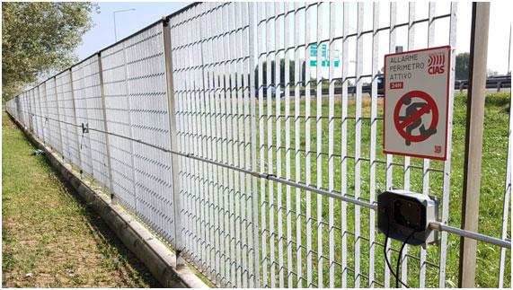 Detección perimetral en vallados mediante el preciso sistema SIOUX MEMS