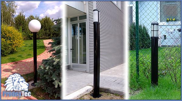 Protección de zonas residenciales - ProdexTec
