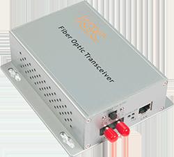 Conversor de Medios comercial FTL1-S1A-xyz Ethernet LAN a Fibra Optica Multimodo de 100 Mbps