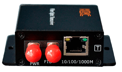 Conversor de Medios MCLN1-S1A-xyz-B KBC Networks