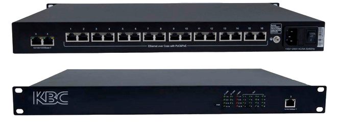 eCopper EERF16-GN3-R-Rz-B KBC Networks