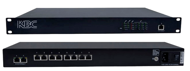 eCopper EERF8-GN3-R-Rz-B KBC Networks