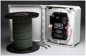 La fibra óptica Fiber SenSys de OPTEX