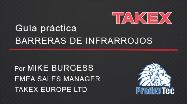 Guía práctica de TAKEX para elegir Barreras de infrarrojos