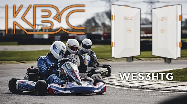 CCTV en circuito de carreras en Reino Unido