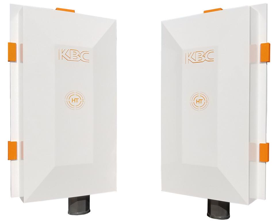 Sistemas de transmisión inalámbricas de KBC Networks