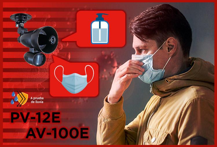 Estos equipos de TAKEX, marca comercializada por ProdexTec en España y Portugal, ayudan con diferentes aplicaciones en la prevención de situaciones cotidianas contra el COVID-19