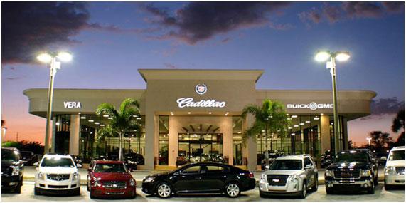 Protección de concesionarios de automóviles en Florida de la mano de la marca REDWALL