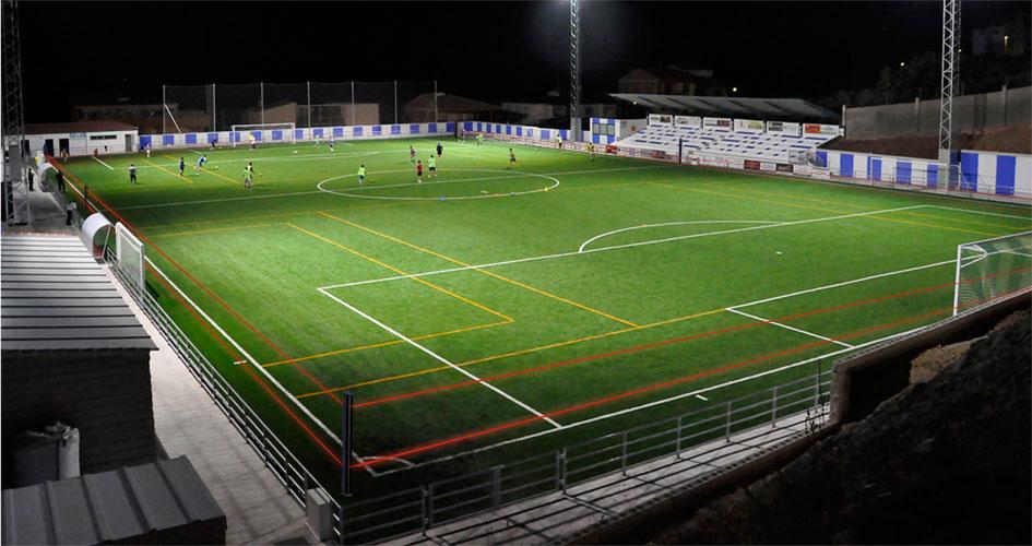 Sistema de detección de Infrarrojos Soccer-Tec