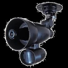 Altavoz con detector PIR AV-100E de TAKEX
