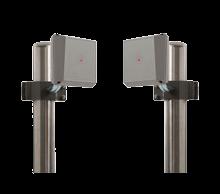 Barrera microondas ERMUSA de CIAS para la detección perimetral de intrusos