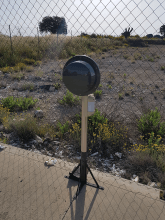 Barrera de infrarrojos para exteriores ERMO 482X Pro de la marca CIAS