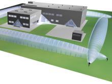 Barreras de microondas CORAL PLUS de CIAS para la protección perimetral