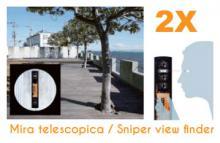 Barreras de infrarrojos OPTEX SL200QN / SL350QN / SL650QN para la detección de intrusos