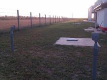 Barrera microondas MANTA de CIAS para la detección perimetral de intrusos