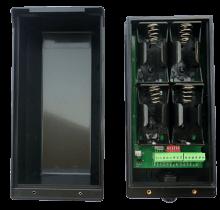 Battery Pack para barreras de infrarrojos via radio
