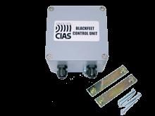 Cable sensor microfónico BLACKFEET de CIAS para protección de vallas