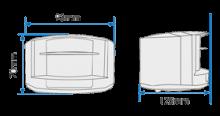 Detector láser D-TECT de GJD para la detección perimetral
