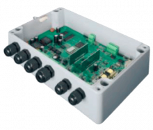 Protección de vallado - DuoTek Net Analyser de Detection Technologies