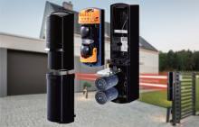 Nueva gama de barreras de infrarrojos OPTEX  SL-TNR
