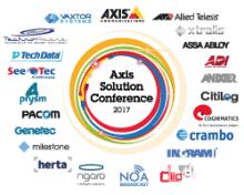 """ProdexTec asiste a la II Edición de """"Axis Solution Conference"""" en Madrid"""