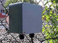 Cable microfónico sensor BLACKFEET de CIAS para vallas