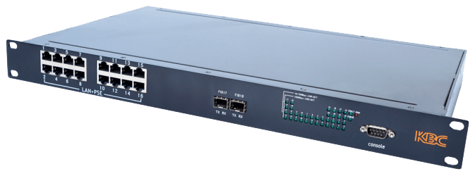 Switch Ethernet ESMGS16-P2-RzT KBC Networks