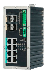 Switch Ethernet ESMGS8-P4-B KBC Networks