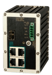 Switch Ethernet ESUGN4-P2-B KBC Networks