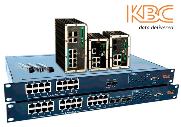 La estabilidad de los sistemas de videovigilancia depende en parte de los switches que interconectan las cámaras y los sistemas de grabación. Pero cuando hablamos de sistemas en entornos no acondicionados, la tarea de elegir el switch se complica y el número de opciones adecuadas en el mercado disminuye considerablemente. Para entornos industriales y ambientes hostiles, el primer criterio que se debe considerar para elegir los dispositivos, es su robustez. Los switches de KBC Networks son equipos fiables, q