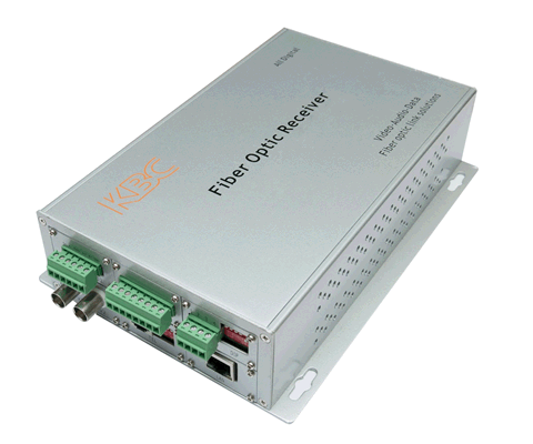ASFOM: La fibra óptica multicanal de KBC Networks, éxito absoluto en la instalación de un sistema de seguridad aeroportuaria.