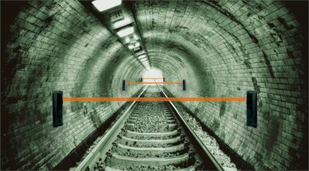 Sistema de detección de Infrarrojos Tunnel-Tec
