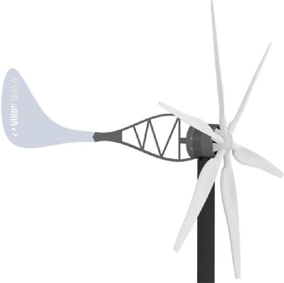 Turbinas eólicas de KBC Networks